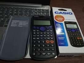 CALCULADORA CASIO fx-95ES PLUS