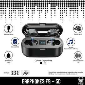 EARPHONES F9-5C