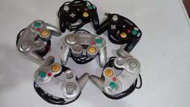 Controles de Gamecube