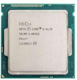 procesador i3 4ta gen