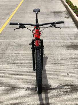 Bicicleta cannondale trail 2, talla L, modelo 2020.