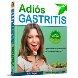 LIBRO ADIÓS GASTRITIS