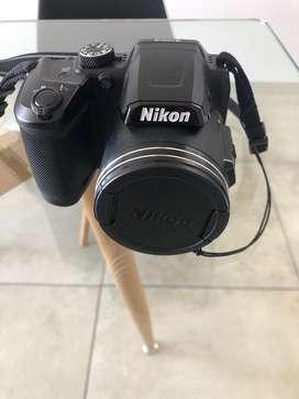 Camara Nikon Coolpix B500 usada