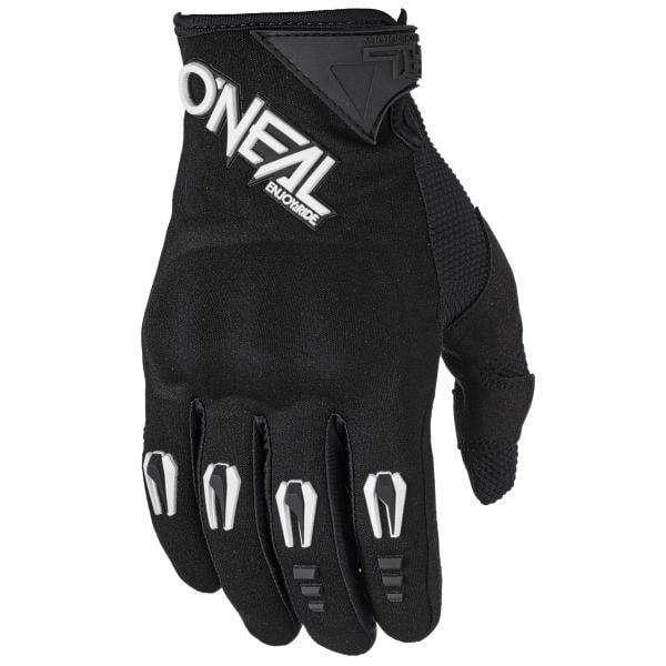 Guantes O'neal Hardwear Iron Negro 0