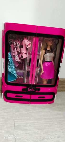 Armario Barbie