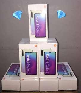 Xiaomi redmi note 8 de 64 GB y 4 GB RAM