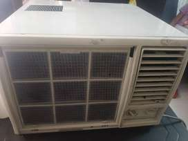 aire acondicionado marca LG modelo LW-B0810CL