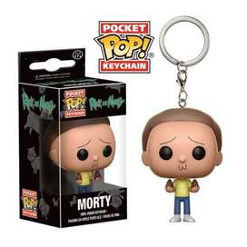 Funko Pocket Pop Keychain Llavero Morty