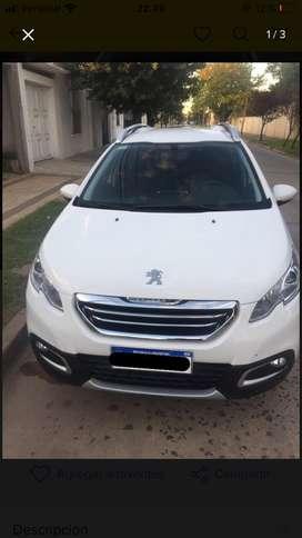 Vendo Peugeot Allure 2017