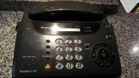 Telefono con Fax Panasonic