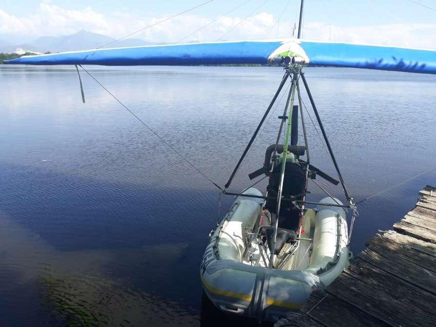 2015 Polaris FIB 582 (Flying Inflatable Boat, ultraligero) 0