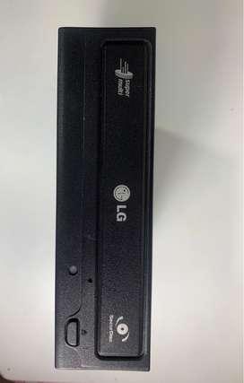 Unidad lectora DVD PC de mesa Marca LG