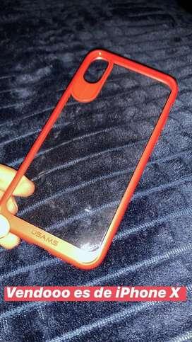 Case para iphone X
