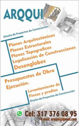 Planos Arquitectónicos Y Estructurales