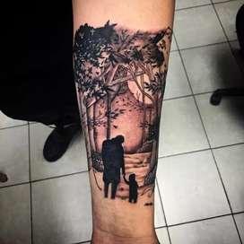 Diego tattoo