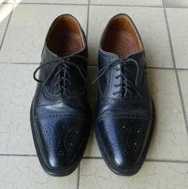 Zapatos de vestir de cuero nro 42 alta calidad