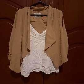 Saquillo + blusa