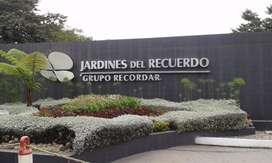 LOTE FUNERARIO TRIPLE Jardines del Recuerdo