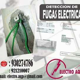Detección de Fugas Eléctricas