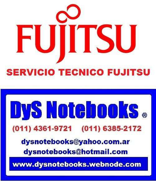 FUJITSU SERVICIO TECNICO NOTEBOOK NETBOOK LAPTOP 0