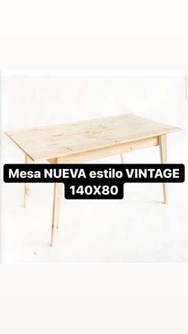 MESA NUEVA VINTAGE 140x80