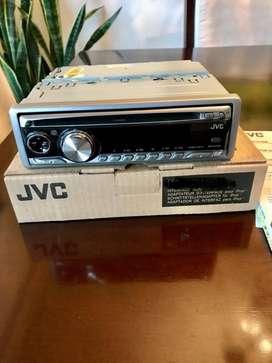 RADIO MP3 MARCA JVC