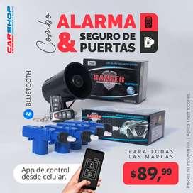 PROMOCIÓN KIT DE SEGUROS ELECTRICOS + ALARMA