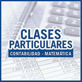 Clases Particulares Matemáticas Y Contab