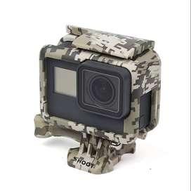 Case camuflado GoPro7