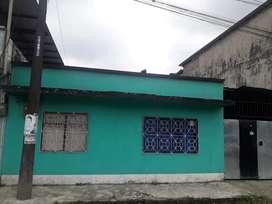 Se vende casa en la cooperativa nuevo santo domingo