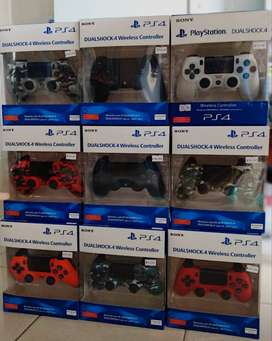CONTROLES PS4 NUEVOS CON GARANTIA