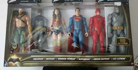 Liga de la justicia / Mattel