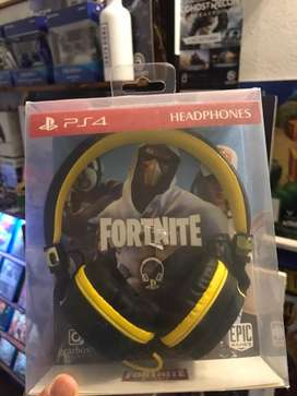 Auriculares Fortnite PS4