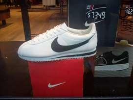 Zapatillas Nike cortez leather de cuero