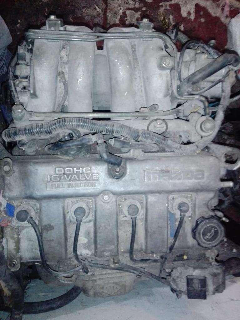 Motor Completo Mazda Madsury 0