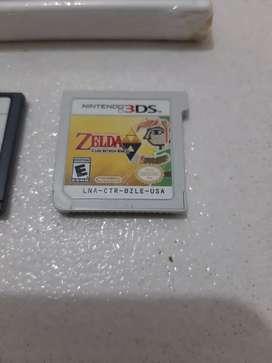 juego original zelda 3ds suelto no caja no manuales