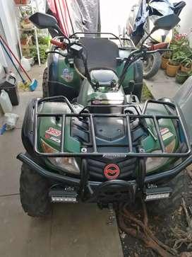Cuatrimoto makiba 500cc