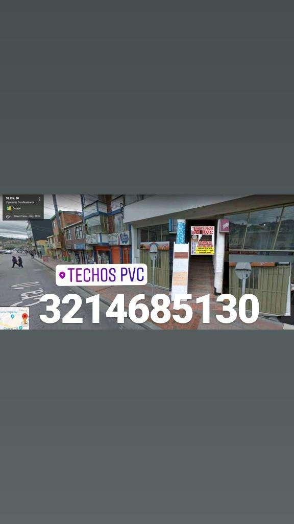Techos en Pvc Zipaquira 0