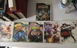 Juegos Wii y Ps1 PS ONE Originales