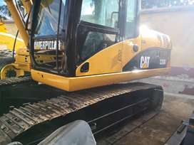 ESCABADORA CAT 320D