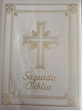 Se vende biblia latinoamericana de lujo