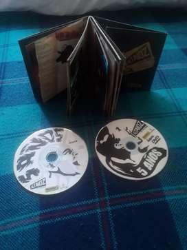 CDs festival altavoz 5 años para coleccionistas (altavoz del 2008)