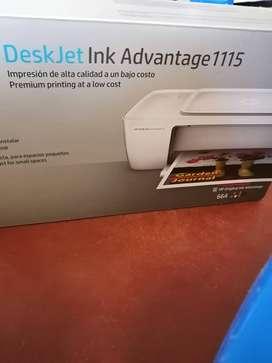 Impresora HP desjet