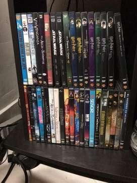 Peliculas en dvd. 8000$ c/u