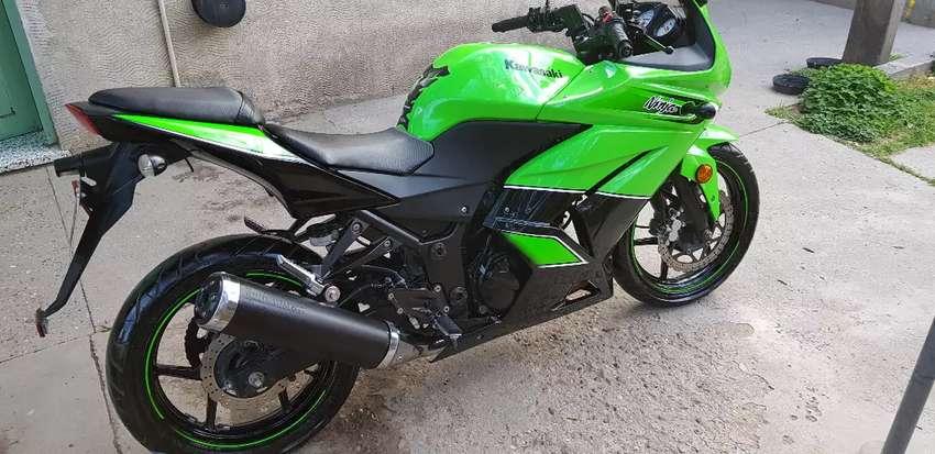Vdo ninja 250 2011 0