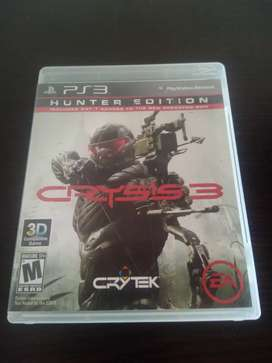 Play station 3 CRYSIS 3