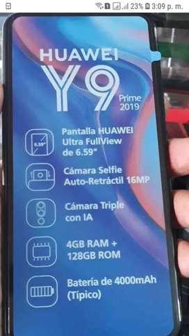 Promocion Huawei y9 prime 2019