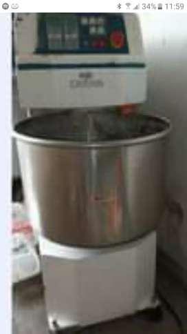 permuto amasadora 35kg harina 2 velocidades y retroceso