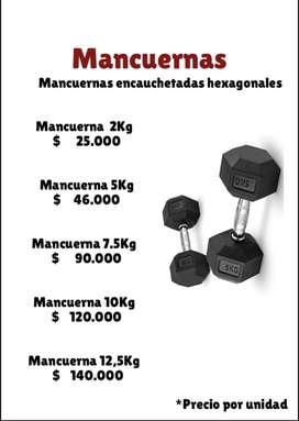 Productos de gimnasio