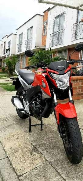 Como nueva Honda cb160f dlx
